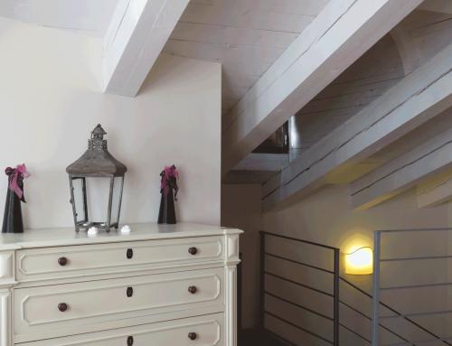 I mobili nelle camere